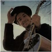 Bob Dylan Nashville Skyline - 1st Mono - Quality - EX UK vinyl LP