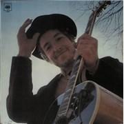 Bob Dylan Nashville Skyline - 1st Stereo - Quality - VG UK vinyl LP
