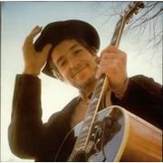 Bob Dylan Nashville Skyline - Red Label Netherlands vinyl LP