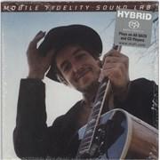 Bob Dylan Nashville Skyline - Sealed USA super audio CD