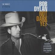 Bob Dylan Not Dark Yet Austria CD single