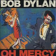 Bob Dylan Oh Mercy - Sealed USA vinyl LP