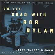 Bob Dylan On The Road With Bob Dylan UK book