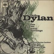 Click here for more info about 'Bob Dylan - One Too Many Mornings E.P. - EX'