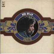 Bob Dylan Pack 20 + Promo Paper Japan vinyl LP