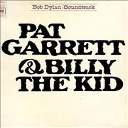Bob Dylan Pat Garrett & Billy The Kid - 1st UK vinyl LP