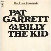 Bob Dylan Pat Garrett & Billy The Kid Netherlands vinyl LP