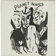 Bob Dylan Planet Waves - 1st + Insert Netherlands vinyl LP