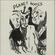 Click here for more info about 'Bob Dylan - Planet Waves - 2nd'