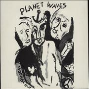 Bob Dylan Planet Waves Australia vinyl LP