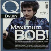 Bob Dylan Q Collector's Edition - Maximum Bob! UK magazine