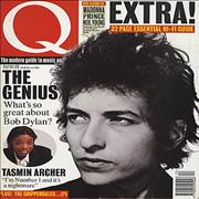 Click here for more info about 'Q Magazine - December 1992'