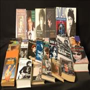 Click here for more info about 'Bob Dylan - Quantity of Twenty Seven Books'