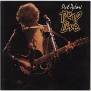 Bob Dylan Real Live Australia vinyl LP