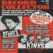 Click here for more info about 'Bob Dylan - Record Collector - Dec 80, Oct 81 & June 82'