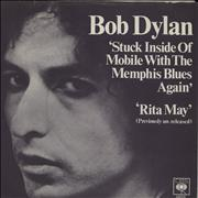 Click here for more info about 'Bob Dylan - Rita May'