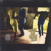 Click here for more info about 'Bob Dylan - Rough And Rowdy Ways - Gold Vinyl + Postcard'