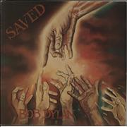 Click here for more info about 'Bob Dylan - Saved'