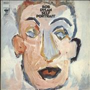 Bob Dylan Self Portrait - 1st Germany 2-LP vinyl set