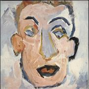 Click here for more info about 'Bob Dylan - Self Portrait - graduated orange label'