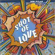Click here for more info about 'Bob Dylan - Shot Of Love - 180 Gram'