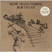 Bob Dylan Slow Train Coming - 1st Australia vinyl LP