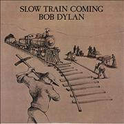 Bob Dylan Slow Train Coming Portugal vinyl LP