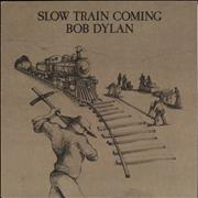 Bob Dylan Slow Train Coming Canada vinyl LP