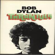 Bob Dylan Tarantula UK book