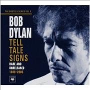 Bob Dylan Tell Tale Signs: The Bootleg Series Vol. 8 UK CD album