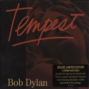 Click here for more info about 'Bob Dylan - Tempest'