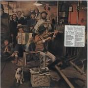 Bob Dylan The Basement Tapes - Sealed + Sticker USA 2-LP vinyl set