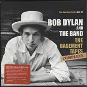 Bob Dylan The Basement Tapes Complete: Vol. 11 - Stickered UK cd album box set