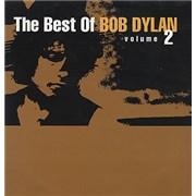 Bob Dylan The Best Of Bob Dylan Volume 2 USA 2-LP vinyl set