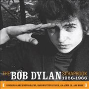 Bob Dylan The Bob Dylan Scrapbook 1956-1966 UK book