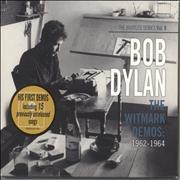 Bob Dylan The Bootleg Series No. 9 - The Witmark Demos: 1962-1964 UK 2-CD album set