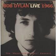 Bob Dylan The Bootleg Series Volume 4 - Live 1966 USA vinyl box set