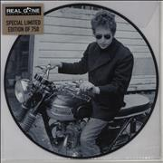 Bob Dylan The First Album UK picture disc LP