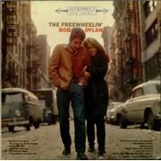 Bob Dylan The Freewheelin' - 3rd USA vinyl LP