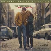 Bob Dylan The Freewheelin' Bob Dylan - 180gm - Sealed USA 2-LP vinyl set