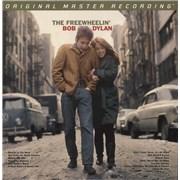 Bob Dylan The Freewheelin' Bob Dylan - 180gm - EX USA 2-LP vinyl set