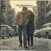 Click here for more info about 'Bob Dylan - The Freewheelin' Bob Dylan - 1st - EX'