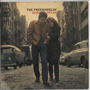 Bob Dylan The Freewheelin' Bob Dylan - 1st - Philips - VG UK vinyl LP