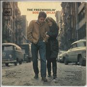 Click here for more info about 'Bob Dylan - The Freewheelin' Bob Dylan - 1st - VG'