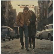 Bob Dylan The Freewheelin' Bob Dylan - Early 70s UK vinyl LP