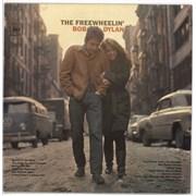 Bob Dylan The Freewheelin' Bob Dylan - Late 60s - EX UK vinyl LP