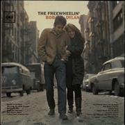 Bob Dylan The Freewheelin' Bob Dylan - Mono - Smooth UK vinyl LP