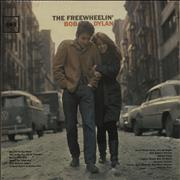 Bob Dylan The Freewheelin' Bob Dylan - Mono - EX UK vinyl LP