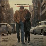 Bob Dylan The Freewheelin' Bob Dylan - 80s UK vinyl LP