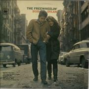 Click here for more info about 'The Freewheelin' Bob Dylan - graduated orange'